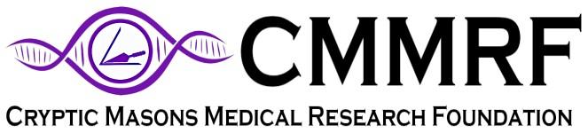 Cryptic Masons Medical Research Foundation Logo